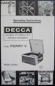 Decca Perry V - Page 1