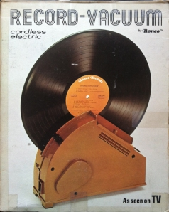 Record Vacuum - Box