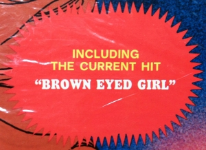 Brown Eyed Girl