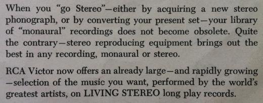 """Go Stereo"" Type"
