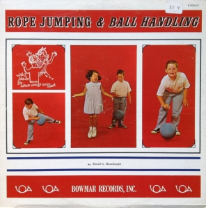 Rope Jumping Cover