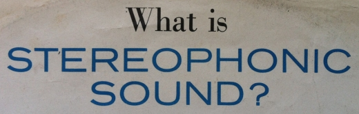 What is Stereophonic Sound Logo