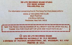 Fan Club Info