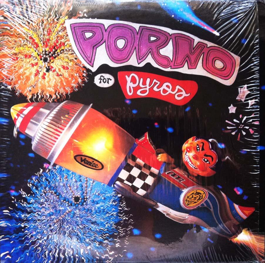 Album Porno porno for pyros   the prudent groove