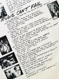 Rudie Lyrics