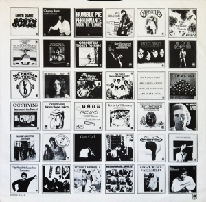 A&M Records Sleeve