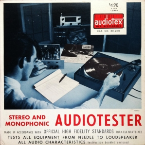 Audiotester Head