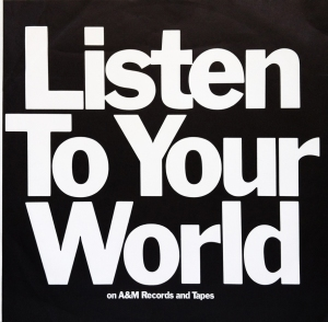 Listen to Your World
