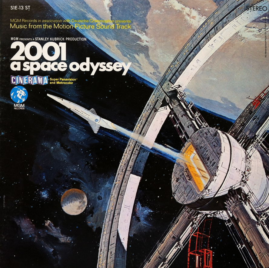 2001 A Space Odyssey The Prudent Groove border=