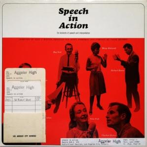 Speech Cover
