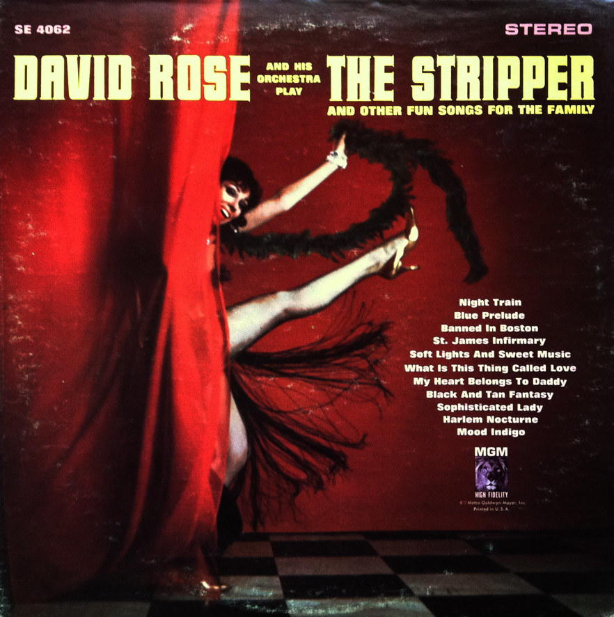 The stripper david rose orchestra