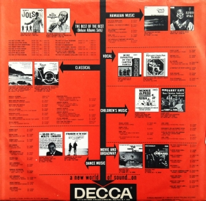 Decca Family Tree
