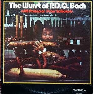 P.D.Q. Bach Cover