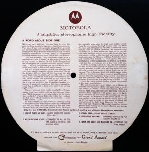 Motorola 3 Back