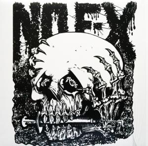NO F-X Cover
