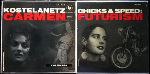 Carmen Futurism