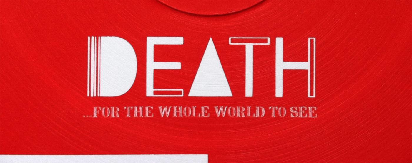 Resultado de imagen de death for the whole world to see