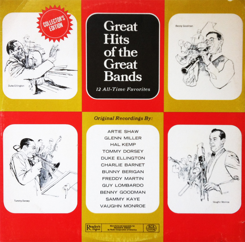 Great Hits Of The Great Bands The Prudent Groove