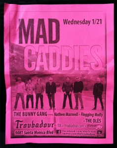 Caddies_Flier