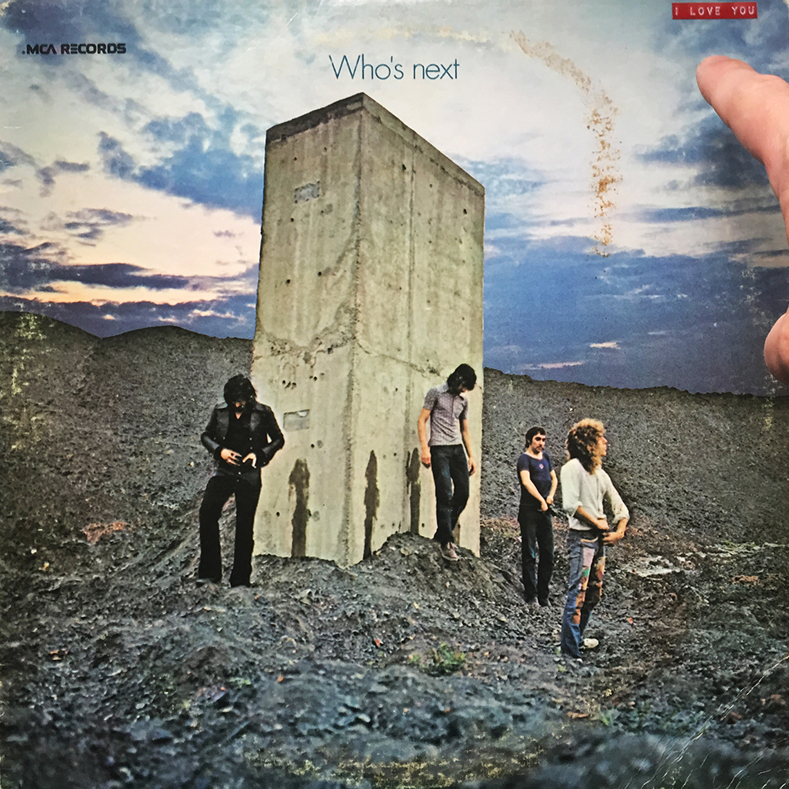 The Who   The Prudent Groove