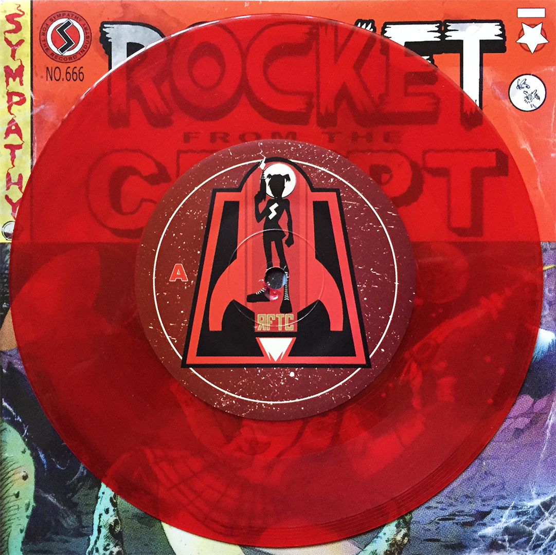 rocket from the crypt discography